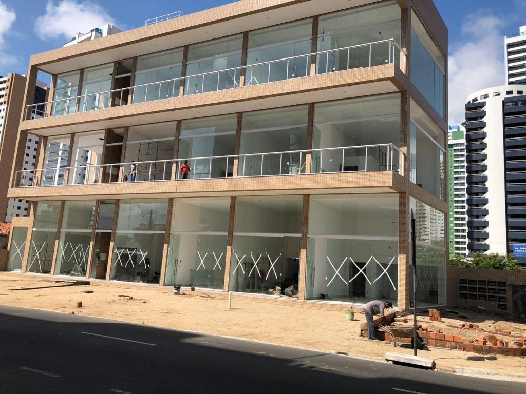 Andar Corporativo para alugar por R$ 2.500/mês - Manaíra - J