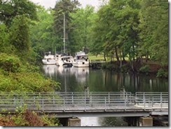 Dismal Swamp dockage
