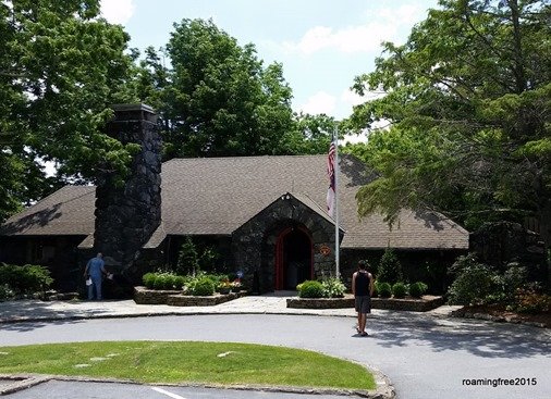 The Blowing Rock Visitor Center