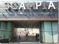 Stazione di Scampia
