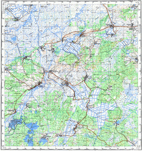 Map 100k--m35-005--(1978)