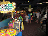 The arcade at Kalahari Water Park hotel in OH 0219201b