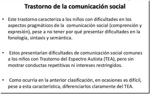 Trastorno de la Comunicacion Social 1