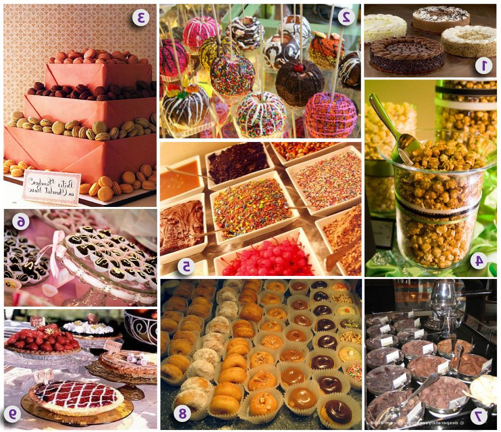 Cake buffets are rising in