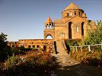 Surp Hripsime Church, Echmiadzin, Armenia.