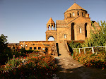 Surp Hripsime Church, Echmiadzin, Armenia.