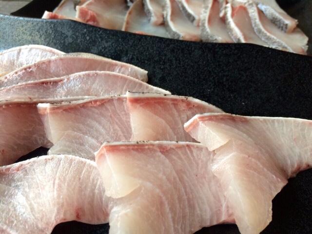 海鱺魚火鍋魚片