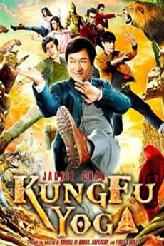 Baixar Filme Kung Fu Yoga (2018) Dublado Torrent Grátis