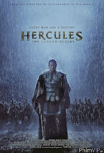 Huyền Thoại Về Hercules - Hercules The Legend Begins poster