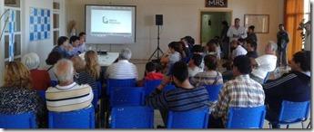 Se lanzó en La Costa una línea de créditos para emprendedores