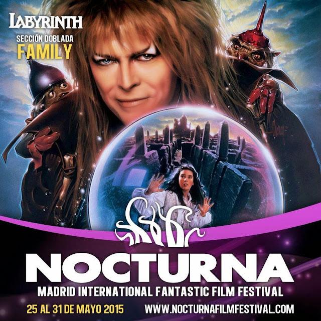 Programación latinoamericana y Nocturna family #Nocturna15.