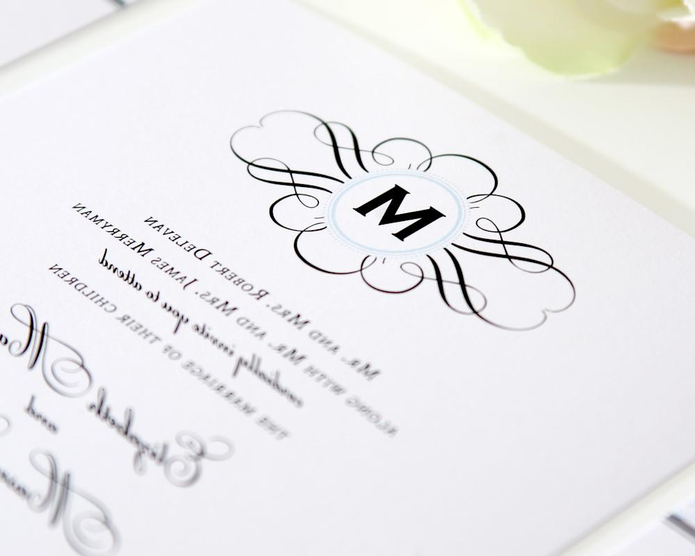 Wedding Invitations. Elegance