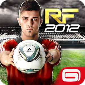 Real Football 2012 v1.8.0 Mod [Unlimited Money + Gold]
