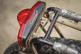 Busch & Muller D TopLight Plus with standlight
