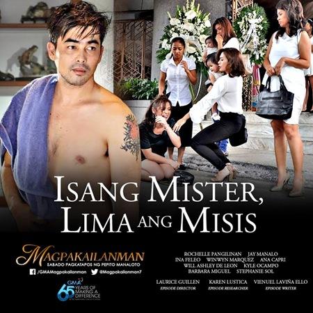 Magpakailanman - Isang Mister, Lima Ang Misis