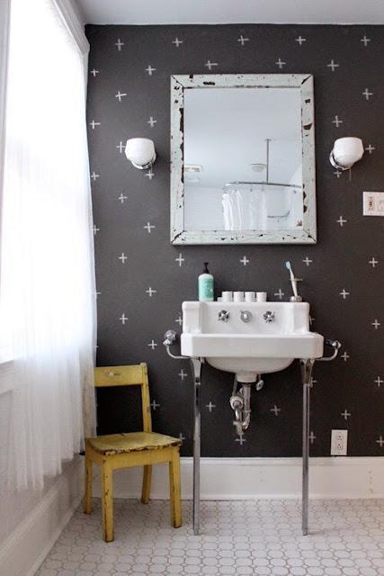 RETRÒ and DESIGN: Rinnovare con poco il vecchio bagno