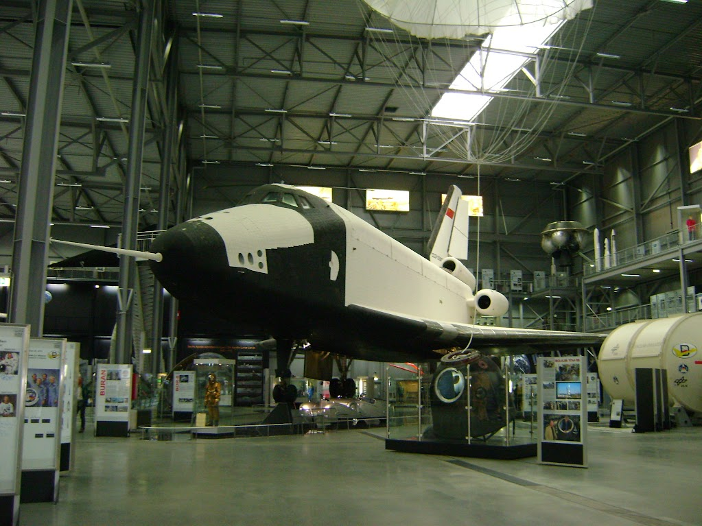sowjetisches Space Shuttle Buran