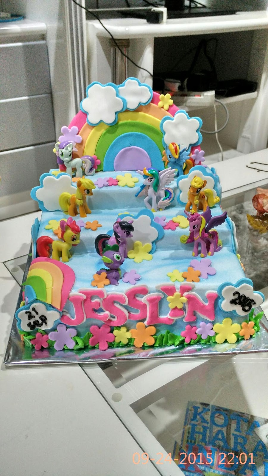 Made In Heaven Cake