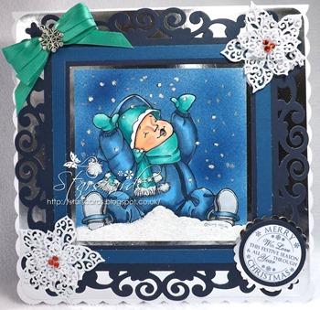 Eileen - mega Christmas challenge 2