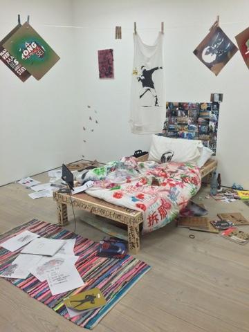 #urbanartstories at the Saatchi Gallery