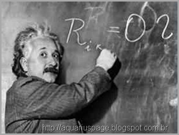 Einstein e a Mudança dos Polos Magnéticos