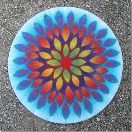 Blütenmandala 2