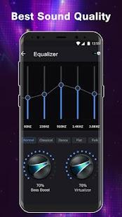 Free Music - Offline Music Player & Bass Booster