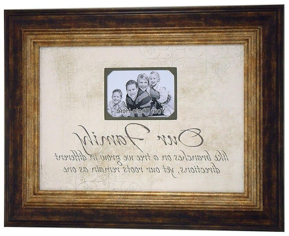 Picture Frame Family Name