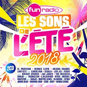 CD - Fun Radio les Sons de l'Ete 2018 - (Torrent)