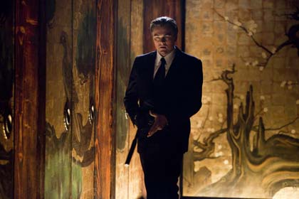 LEONARDO DiCAPRIO as Cobb in Warner Bros. Pictures' and Legendary Pictures'