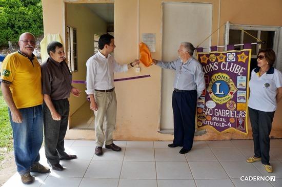 inauguração lavanderia asilo são joão sg 001