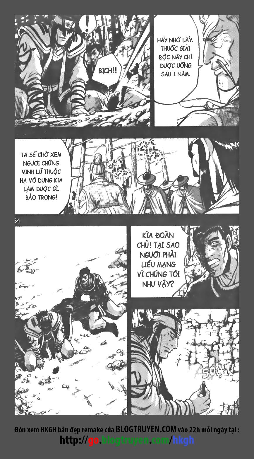 xem truyen moi - Hiệp Khách Giang Hồ Vol49 - Chap 343 - Remake