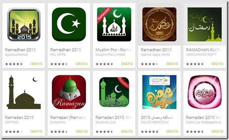 Aplikasi Ramadhan 2015 Tuxlin