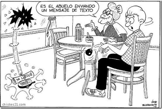 MENSAJE DE TEXTO DEL ABUELO