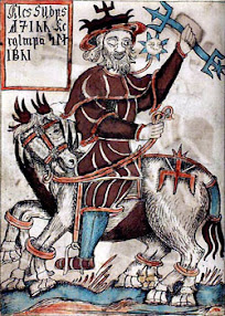 Cover of Asbjorn Jon's Book Shamanism And The Image Of The Teutonic Deity Odin