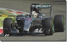 Lewis Hamilton conquista la pole del gran premio d'Italia 2015