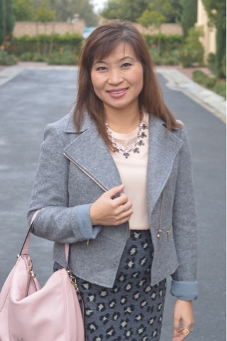 Work style, fashion over 40