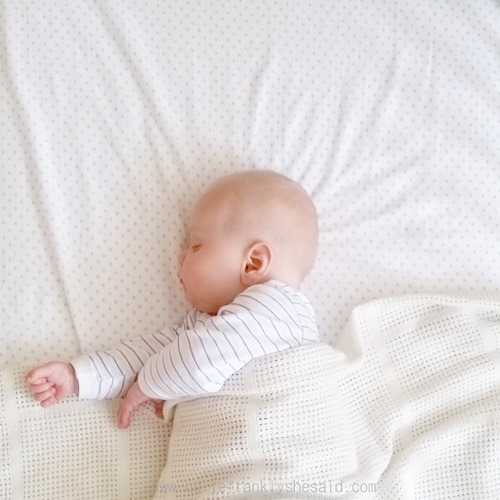 8 months baby