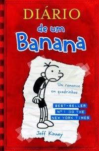 Diário de um Banana, por Jeff Kinney