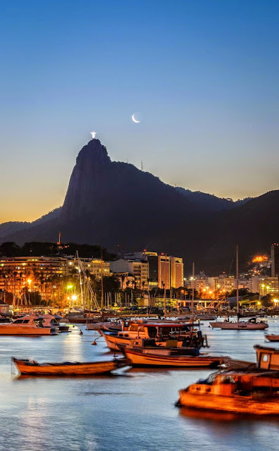 Beautiful Rio de Janeiro  , Brazil - カバー