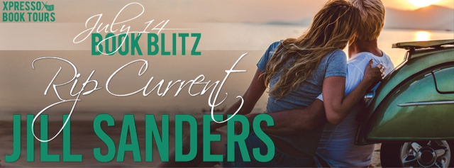 Book Blitz: Rip Current by Jill Sanders