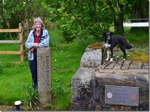 5a boundary at warlnad gate swing bridge lock 35