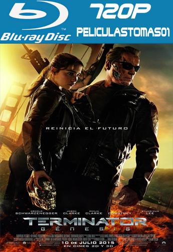 Terminator: Génesis (2015) [BDRip m720p/Dual Castellano-ingles]