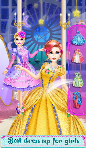 Magical Princess Makeover - screenshot