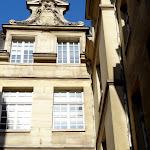 Hôtel de la Porte : cour