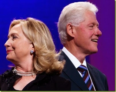 power clintons with red nose