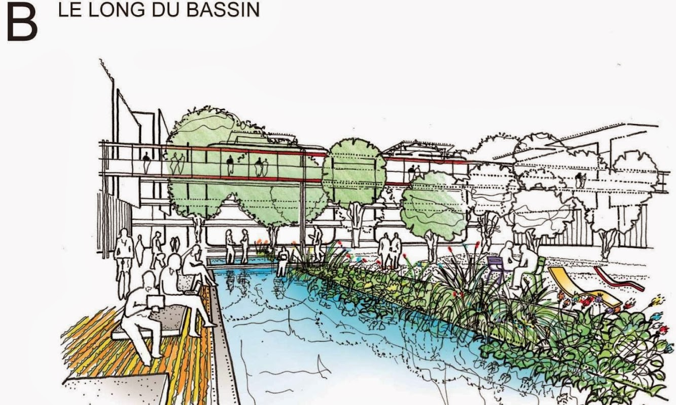 Renzo Piano Wins the Ens Cachan expansion competition