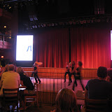 Line dancers in the Wildhorse Saloon in Nashville TN 09032011