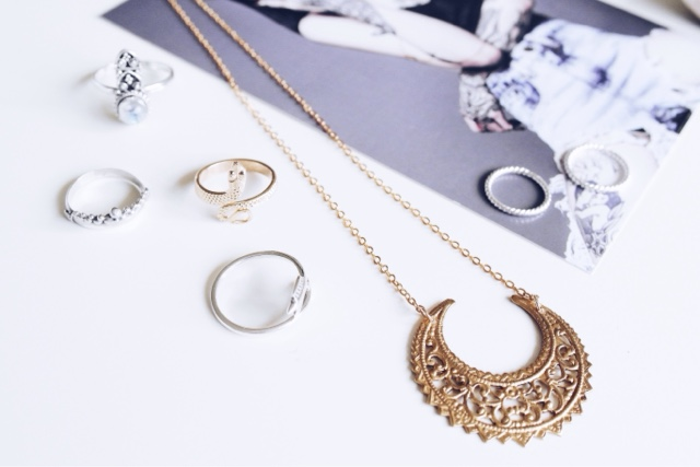 regal rose jewellery, fashion blogger, devoted to pink, tribal jewellery