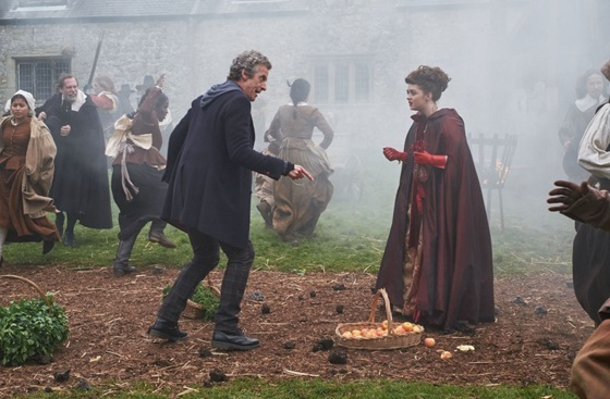 Doctor Who - The Woman Who Lived - Ashildr and The Doctor